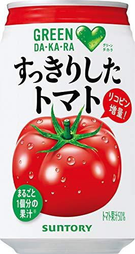 SUNTORY GREEN DA・KA・RA『すっきりしたトマト』