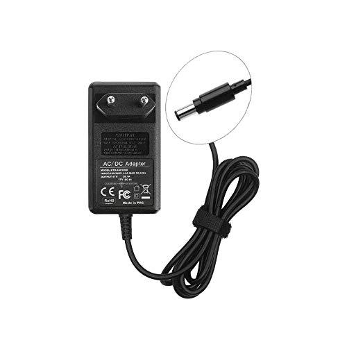 Cargador para Bose SoundTouch portátil Wi-Fi Music System 727225-1100, 355150-1200ile (17 V, 1 A, 2 m)
