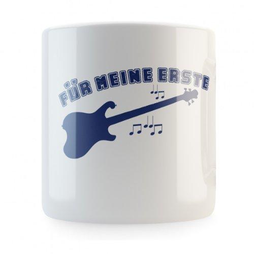 Mikalino Für Meine erste Gitarre Spardose, Druckfarbe:blau