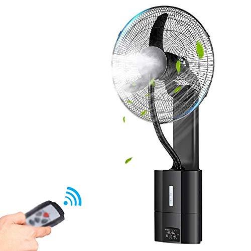 WLD zomerliconditioner, grote elektrische ventilator, wandventilator, afstandsbediening, Moving Head Fan, industriële restaurant spray, waterkoeler, buitenwandtap, 18 inch elektrische ventilator
