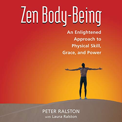 Zen Body-Being audiobook cover art