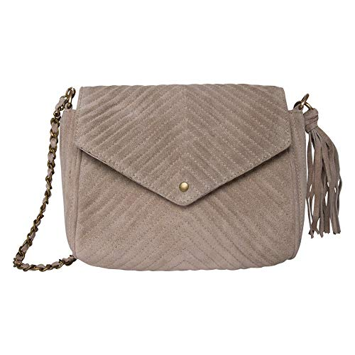Pepe Jeans Bolso Polonia Beige para Mujer