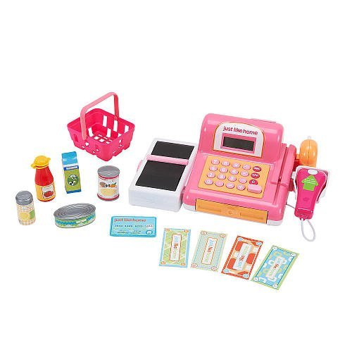 Toys R Us Just Like Home Cash Register Designs Assorted