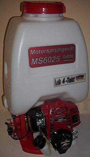 Sprühgerät Motorsprüher Motorspritze Viertakt passend mit Honda GX 25 Motor, Druckspritze 4 takt