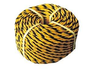 【期間限定】特別価格! 標識ロープ #12 (トラロープ) #12(シャープ12)×100m