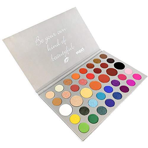 39 Colors Magic Eyeshadow Palette Pro Matte Shimmer Makeup Pallet...