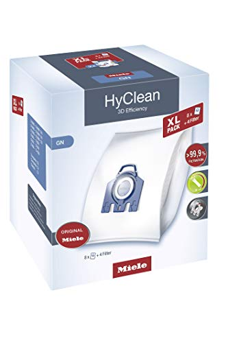 MIELE GN XL HyClean 3D Aspirapolvere cilindrica Sacchetto per la polvere