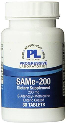 Progressive Labs Same 200 Supplement, 30 Count