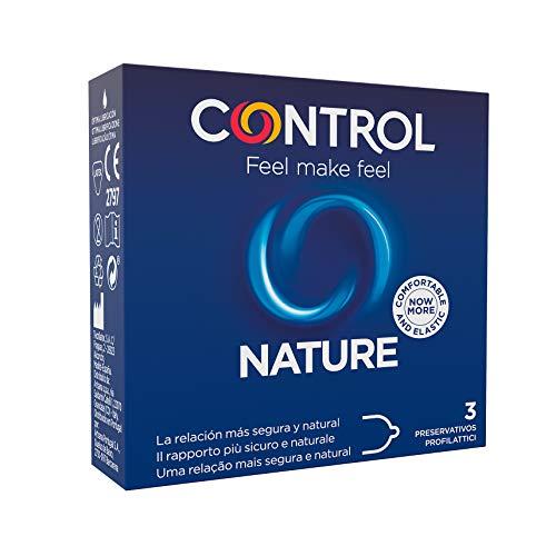 Control Nature condoom, 3 stuks, 21 g