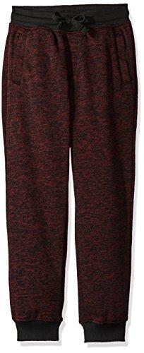 Southpole Jogginghose für Jungen, Fleece, in Grundfarben - Rot - Klein