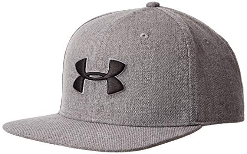 Under Armour Kappe Men's Huddle Snapback 2.0, Grau, OSFA, 1318512-035