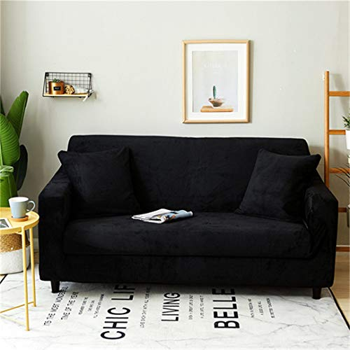 Mdsgfc - Funda de sofá elástica para sala de estar, universal, todo incluido, para sofá de 1/2/3/4 plazas, Color 13, 2-Seat 145-185cm