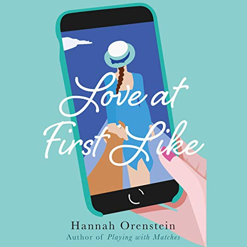 Love at First Like audiobook cover art