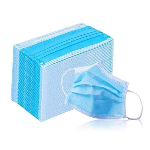 100 pz 3 strati ipoallergenico comfort dentale traspirante bellezza bellezza polvere