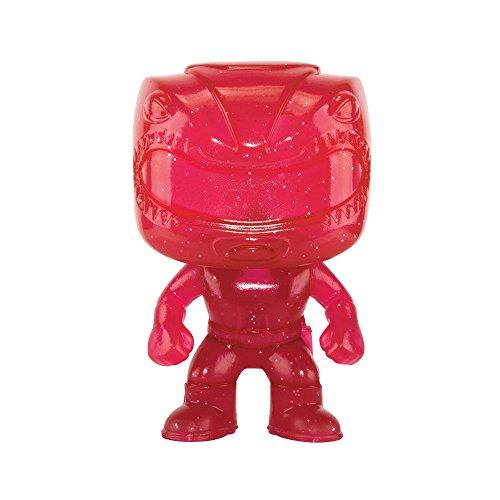 Figura Pop Power Rangers Red Ranger Morphing Exclusive