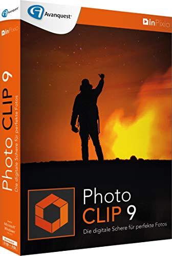 InPixio Photo Clip 9/CD-ROM