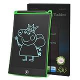 EUTOYZ 2-12 Jahre Mädchen Geschenk, LCD-Schreibtafel für Kinder Lernen Schreibtafel LCD-Schreibblock Geschenke für Jungen Mädchen 2-12 Jahre Teenager Mädchen Jungen Geschenke Kindertag(Grün)