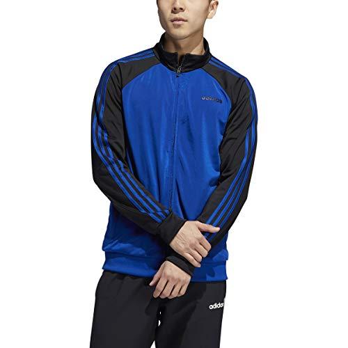 adidas Mens Tiro 17 Training Jacket (Collegiate Royal/Black/Collegiate Royal, Large)