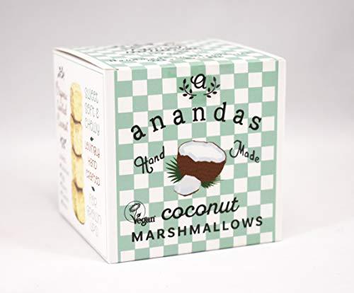 Ananda's vegetarische & vegane geröstete Kokosnuss-Marshmallows 80g