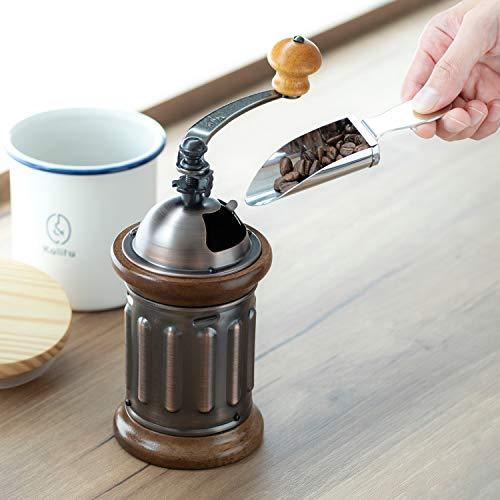 カリタ 手挽きコーヒーミル コーヒーミル KH-5#42039 [5543]