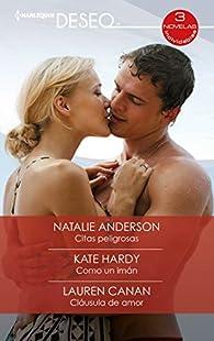 Citas peligrosas par Natalie Anderson