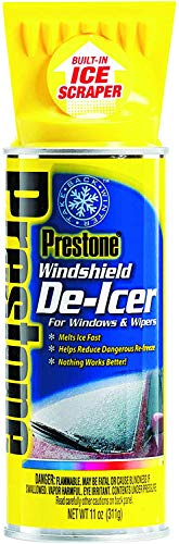 Our #5 Pick is the Prestone AS242 Spray De-Icer