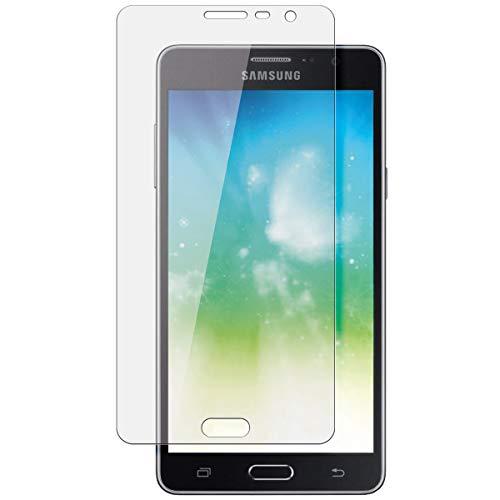 disGuard Schutzfolie für Samsung Galaxy On7 Pro [2 Stück] Entspiegelnde Bildschirmschutzfolie, MATT, Glasfolie, Panzerglas-Folie, Bildschirmschutz, Hoher Festigkeitgrad, Glasschutz, Anti-Reflex