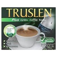 Truslen Plus Green Coffee Bean Sugar Freeダイエットスリム重量コントロール重量損失。、16グラムX 10sachets.カラータイ
