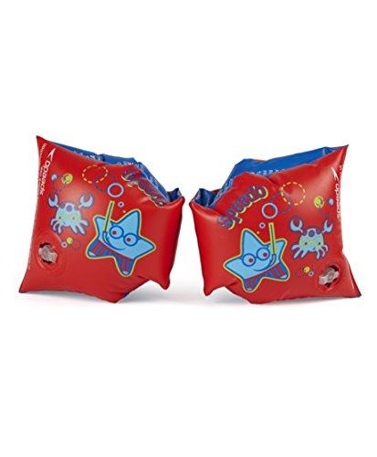 Speedo unisex vuxen hav trupp armband, röd/blå, en storlek