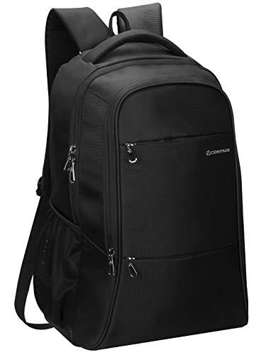 Cosmus Darwin 29 litres Office Backpack - Sleek Everyday use Backpack - Black