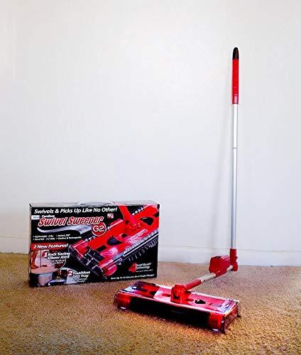 Cordless Floor and Carpet Swivel Sweeper G2