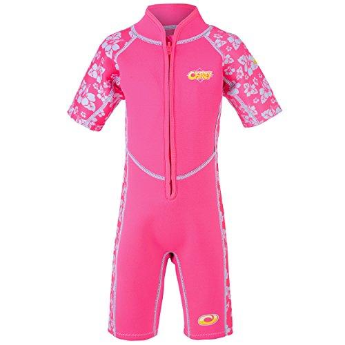 Osprey Kinder Shorty Overall 3 mm Neopren 3/2 mm UV-Schutz 50+ Badeanzug für Kinder (Alter 1-4)