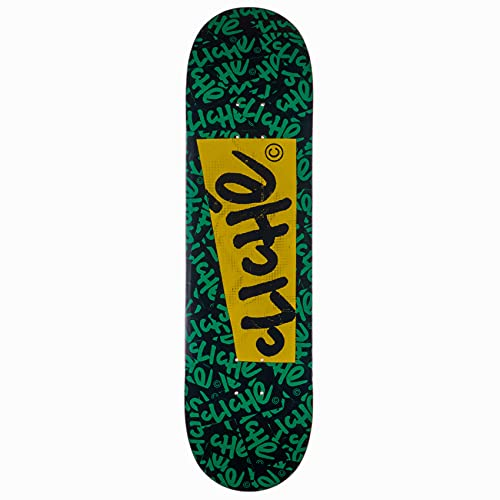 Cliché Skateboard Deck Paper RHM 8.375