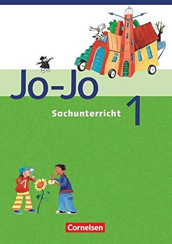 Jo-Jo Sachunterricht - Ausgabe Hessen, Rheinland-Pfalz, Saarland - 1. Schuljahr: Arbeitsheft