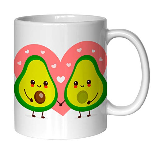 Taza Aguacate San Valentín - Aguacate Store