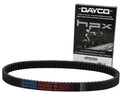 Dayco HPX2203 HPX High Performance Extreme ATV/UTV Drive Belt