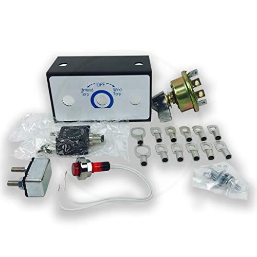 Tarp Rotary Switch Kit