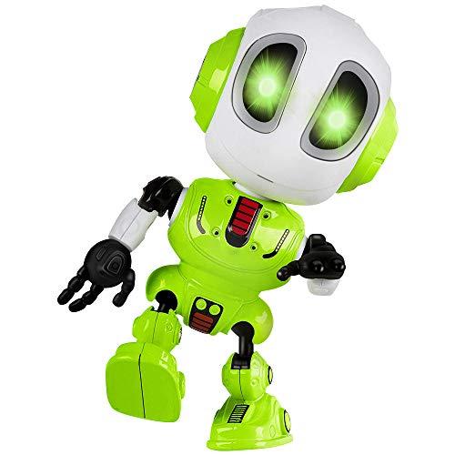 Tesoky Geschenke für Jungen ab 3 4 5 6 7 8, Roboter Kinder Spielzeug für Jungen 3-8 Jahre Jungen Geschenke 3-8 Jahre Spielzeug Junge 3-8 Jahre Geburtstagsgeschenk für Jungen 3-8 Jahre Grün