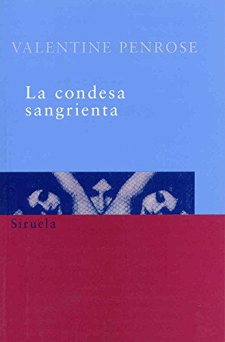 La condesa sangrienta (Siruela/Bolsillo)
