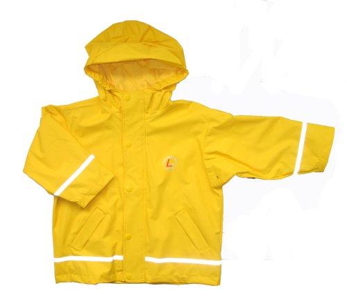 Liegelind 4506 - Regenjacke, Größe: 80, Farbe: gelb