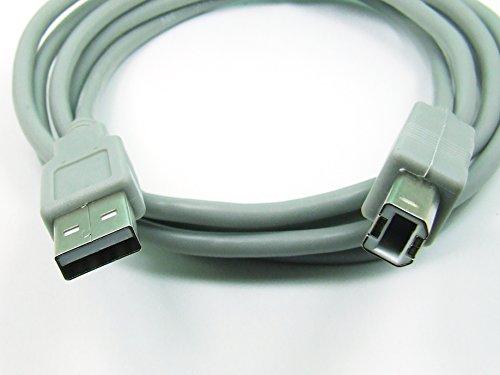 POPESQ® - USB 2.0 Kabel 1,5 m USB A - USB B...