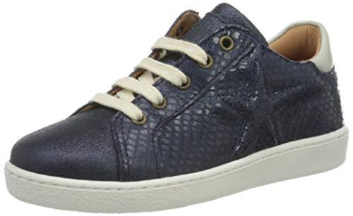 Bisgaard Mädchen Tilde Sneaker, Blau (Marine 1408), 30 EU