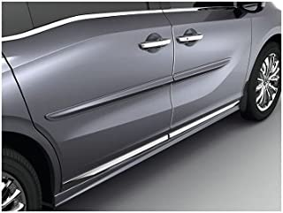 Honda 08P05-THR-150 Body Side Moldings Honda Odyssey Pacific Pewter Metallic