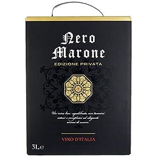 Bag-in-Box-Vin-dItalie-Nero-Marone-Italien-Sueditalien-Rotwein-trocken