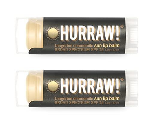Hurraw Sun Protection Lip Balm