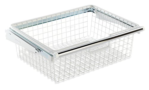 4-8 ft deluxe configurations closet kit