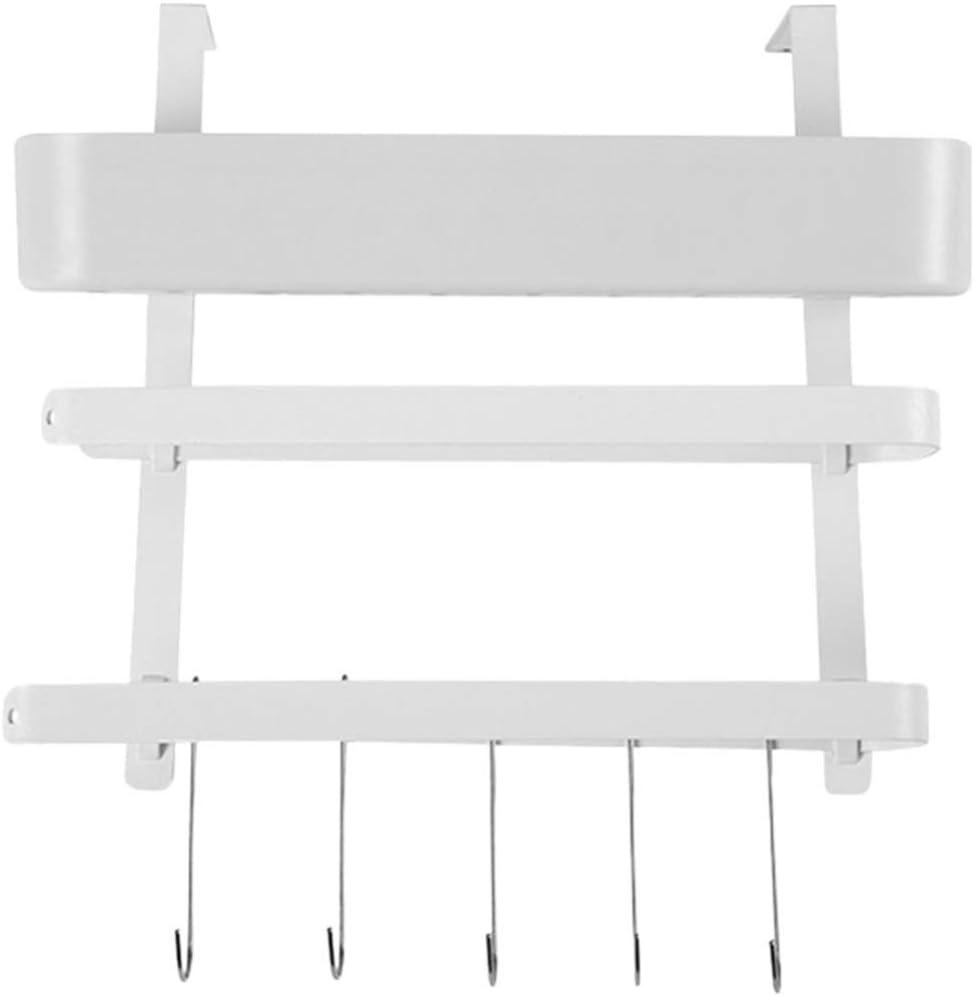 HEMOTON Wall Mounted Kitchen Refrigerator Max 89% OFF Punch- Special sale item F Shelf