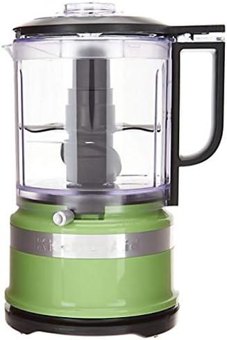 KitchenAid KFC0516GA 5 Cup Whisking Accessory Food Chopper, Green Apple (Renewed) CERTIFIED REFURBISHED