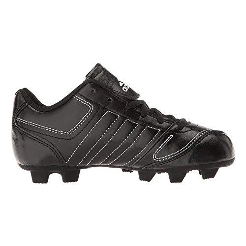 adidas Changeup MD 3Kids Baseball Cleat, (Black/White), 31 EU Ragazzino M