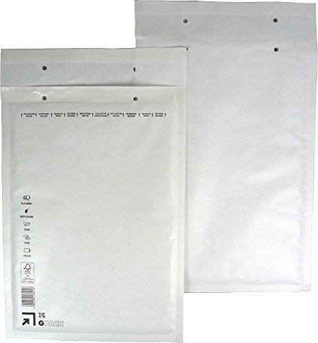 Global Pack 25 Luftpolsterumschlag Luftpolstertasche 7 G 250x350 Bild